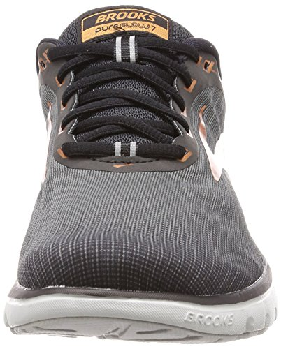 Copper Mens Grey PureFlow Black 7 Brooks ax7OS