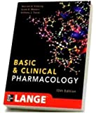 Lange Katzung Basic & Clinical Pharmacology (Old)