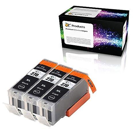 Amazon.com: OCP cartucho de tinta XL compatibles con Canon ...
