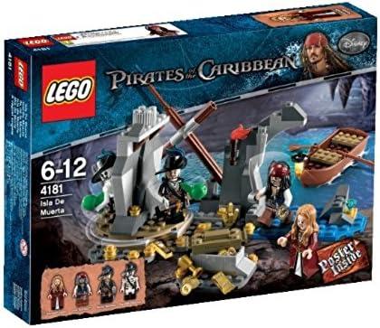 LEGO Piratas del Caribe 4181 - Isla de Muerta: Amazon.es: Juguetes y juegos