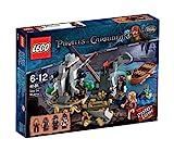 electronic battleship pieces - Lego Pirates Of The Caribbean 4181 : Isla De La Muerta