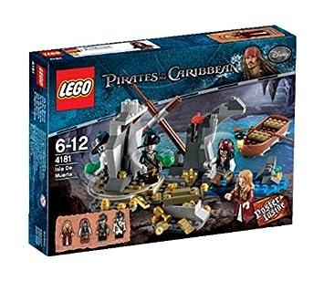 lego pirates of the caribbean 4181 isla de la muerta - Lego Pirate