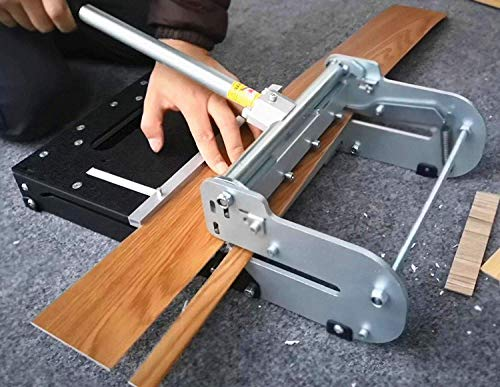 9-inch Pro Vinyl/LVT/VCT/LVP/WPC flooring Cutter LVP-230; 9inch cutting width and 7 mm thick! best buy for cutting vinyl flooring!