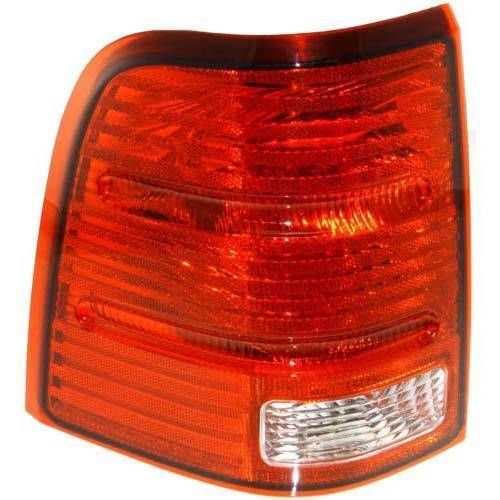 Ford Explorer Tail Light Drivers (TYC 11-5508-01 Ford Explorer Driver Side Replacement Tail Light Assembly )