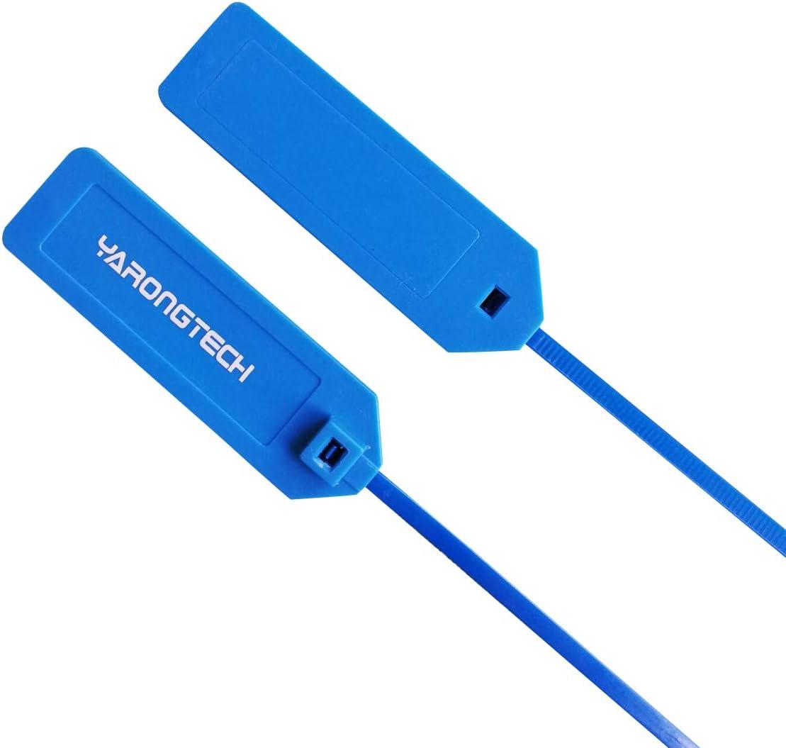 UHF RFID Tie Tag EPC C1G2 Long Reading Range ISO18000-6C Waterproof for Assets Logistics Management -5pcs