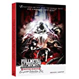 Fullmetal Alchemist Brotherhood: Complete Collection Two