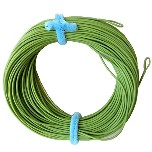 Flyafish 1pc Weight Forward Floating Fly Line with 2 Loops