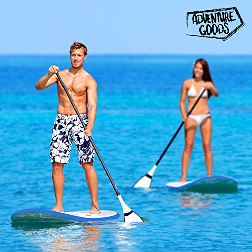 TABLA DE PADDLE SURF HINCHABLE ADVENTURE GOODS (1 PLAZA): Amazon.es: Grandes electrodomésticos
