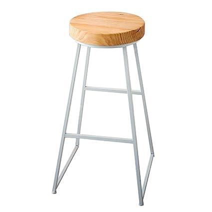 Fine Amazon Com Iron Bar Stools Height 17 7 25 6 29 5 Pabps2019 Chair Design Images Pabps2019Com