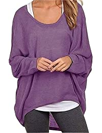 Amazon.com: Purples - Tops & Tees / Clothing: Clothing, Shoes ...