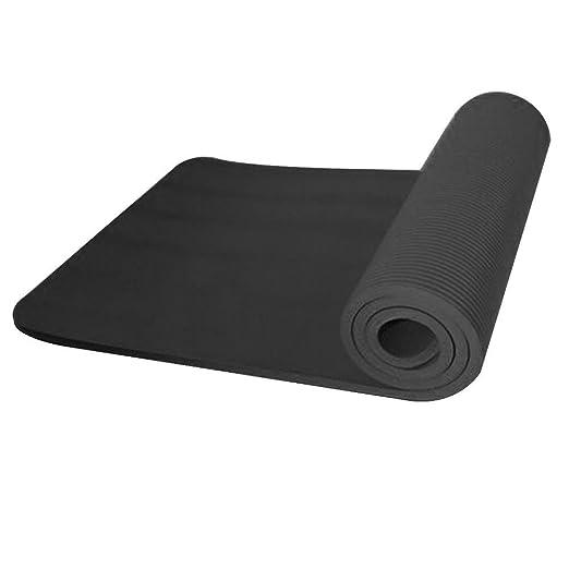 Liteness Colchoneta para Yoga Colchoneta para Práctica De ...
