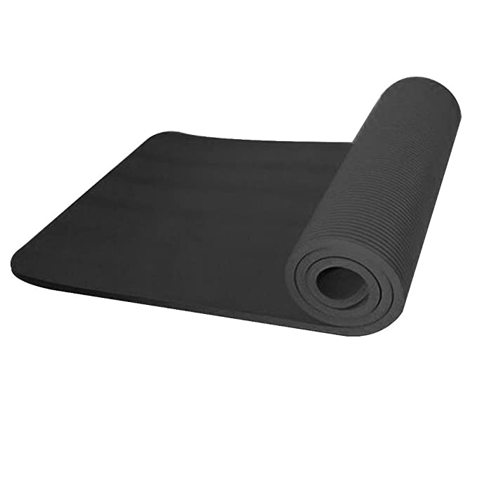 Amazon.com : COREYCHEN 72in 24in 10mm (183 61 1cm) Yoga Mat ...
