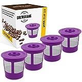 Refillable/Reusable K-cup Coffee Filter