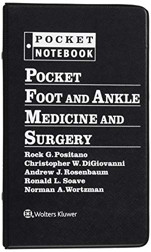 Pocket Foot and Ankle Medicine and Surgery (Pocket Notebook Series)