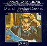Image of Hans Pfitzner: Lieder / Selected Songs / Melodies Choisis