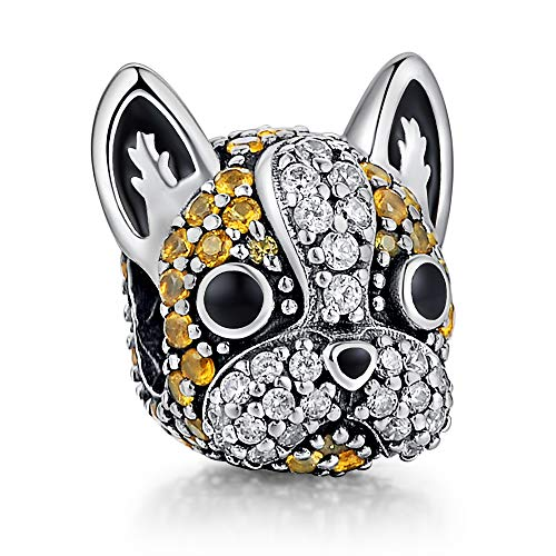 french bulldog charm - 1