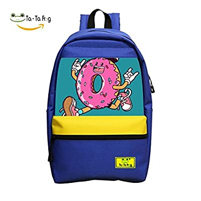 1cd30a4f1bc1 cheap Donut Jump Student Backpack School Bag Style Customized Super ...