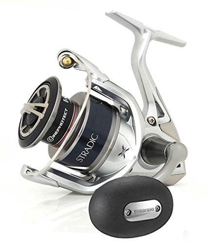 Shimano Stradic C 5000 XG FK, compact spinning fishing reel with front drag (STC5000XGFK)
