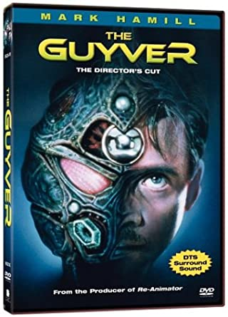Image result for guyver DVD
