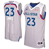 LeBron James NBA Youth Eastern Conference 2017 All-Star Game Swingman Jersey (Youth Small 8)