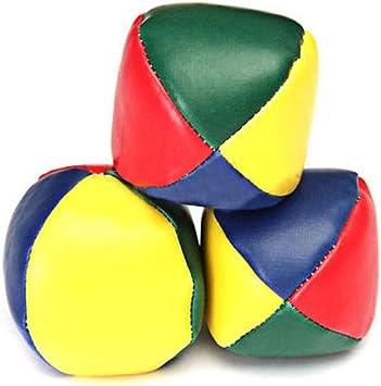 ZYCX123 Malabares bolas de set para principiantes, Kit de ...
