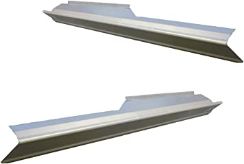 Works With 2001-03 Ford F-150 Pickup Crew Cab Outer Rocker Panel Driver Side Motor City Sheet Metal