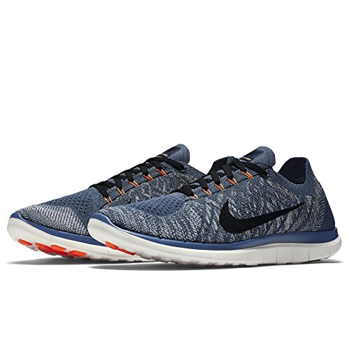 199a39989dfe1 Nike Free 3.0 Flyknit Men Round Toe Synthetic Running Shoe - Buy ...
