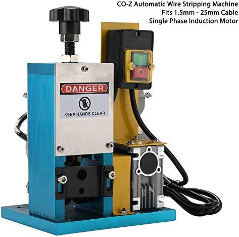 cortadora manual de cables m/áquina peladora Cuchilla especial para m/áquina peladora de cables de 1-20 mm