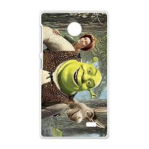 NICKER Cute Shrek Design Pesonalized Creative Phone Case For Nokia X