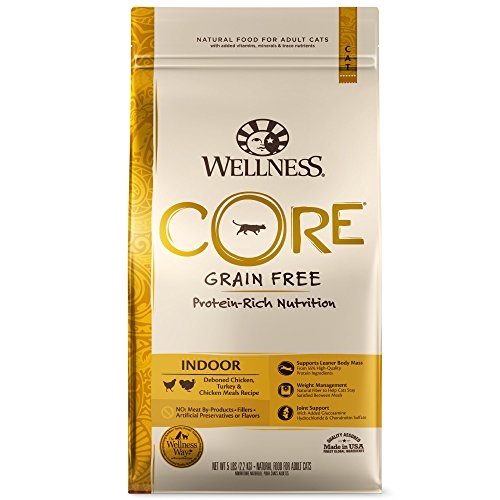Wellness Cat,Dry,Indoor,Core 2 Lb (Pack Of 8) by Wellness Natural Pet Food