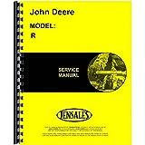 New Service Manual For John Deere Tractor R (Waterloo Boy)