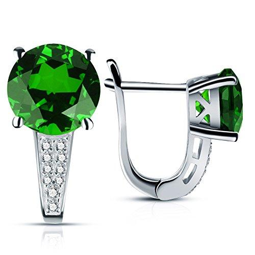 3.5 Ct Emerald Diamond - 6