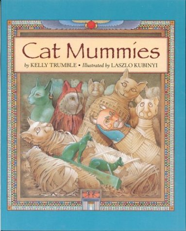 Cat Mummies (Mummy Cat)