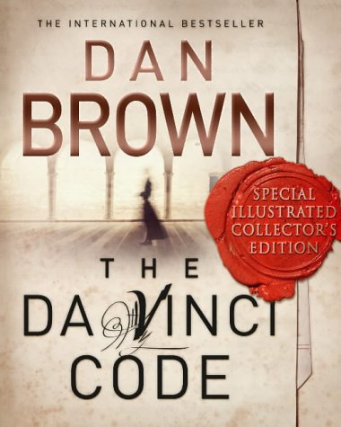 The Da Vinci Code:  Special Illustrated Collector's Edit...