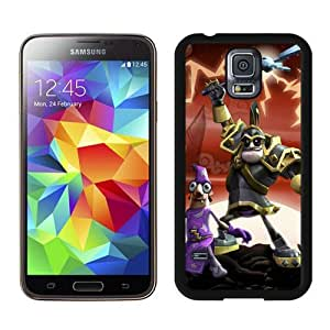 Justice Just Got Cooperative Black Samsung Galaxy S5 i9600 Case,personalized design together with Excellent protection