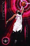 Trends International Houston Rockets James Harden Wall Poster 22.375' x 34'