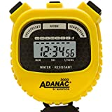 MARATHON Adanac 3000 Digital Stopwatch Timer with Extra Large Display and Buttons, Water Resistant