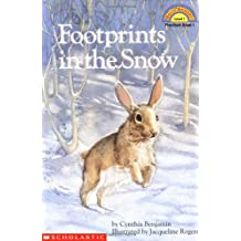 Hello Reader, Level 1: Footprints in the Snow