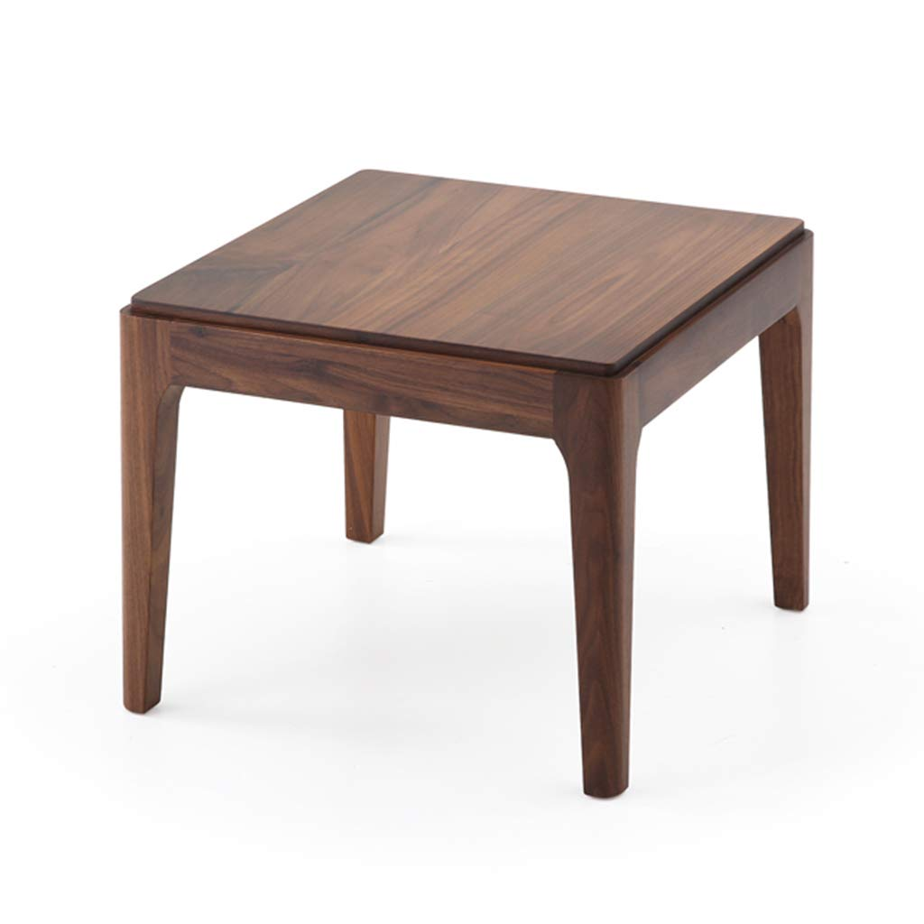 Amazoncom Coffee Tables Solid Wood Side Table Simple Modern Side