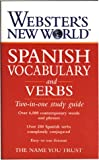 Spanish Vocabulary and Verbs Guides, Carmen A. De Billinghurst and Lexus, 0028617223