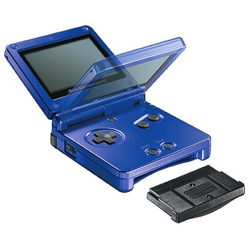 Amazon.com: Nintendo Game Boy Advance SP - Cobalt: Artist ...