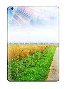 Awesome Design Dreamy World Path Hard Case Cover For Ipad Air