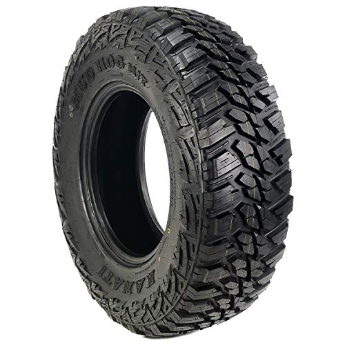 Kanati Mud Hog M/T All Season Radial Tire-265/75R16 123Q E-ply