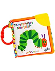 Teething Crinkle Book and Soft Baby Book First