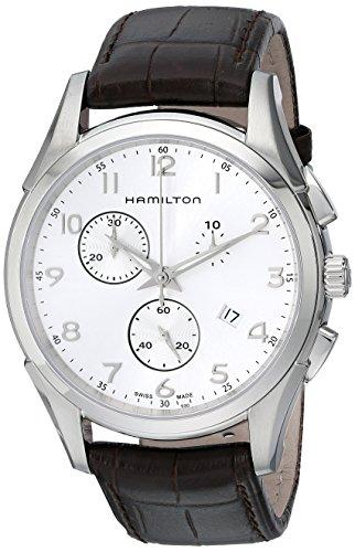 Hamilton Men's H38612553 Jazzmaster Silver Dial ()