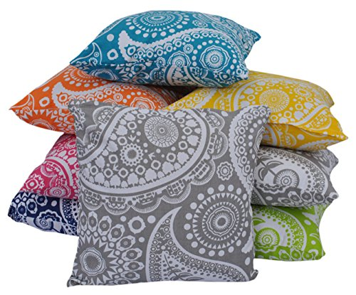 TITLE paisley concealed decorative Trendsetter