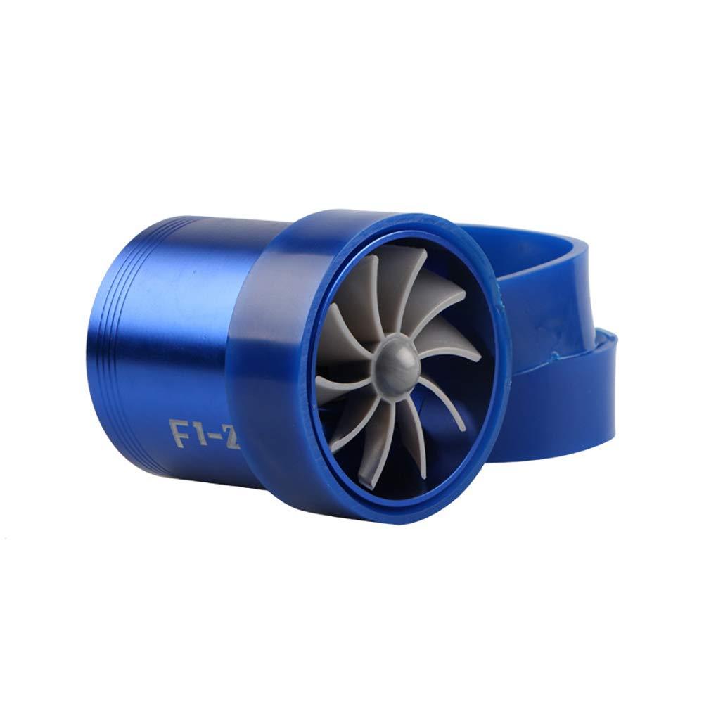 Flyproshop 12 V elektrischer Auto-Ventilator 360 Grad drehbar Dual Head Auto Auto Cooling Air Fan Leistungsstarke 2 Speed leise Bel/üftung Armaturenbrett oszillierend Sommer