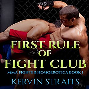 First Rule of Fight Club Audiobook