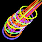 """Glow Sticks,THZY 100 8"""" Light up Glow..."""