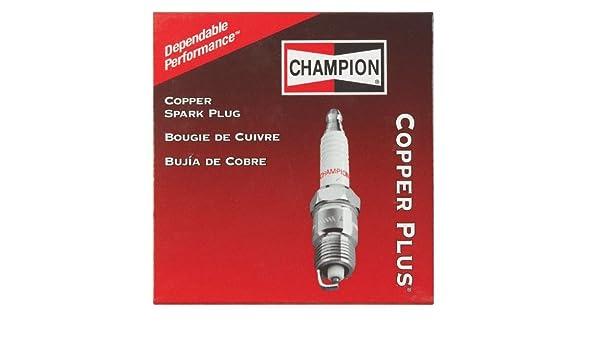 Amazon.com: CHAMPION SPARKPLUG L86C by CHAMPION MfrPartNo 306: Automotive